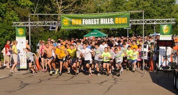 Forest Hills 5K