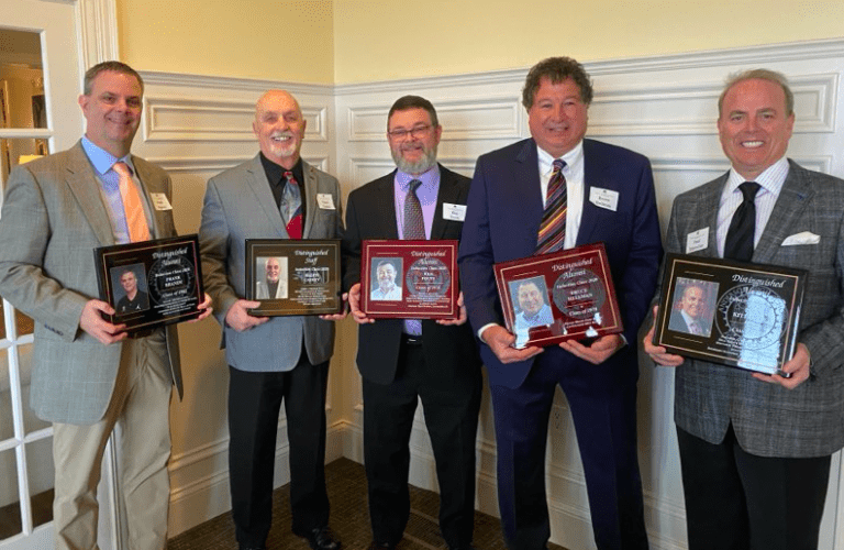 distinguished alumni 2020