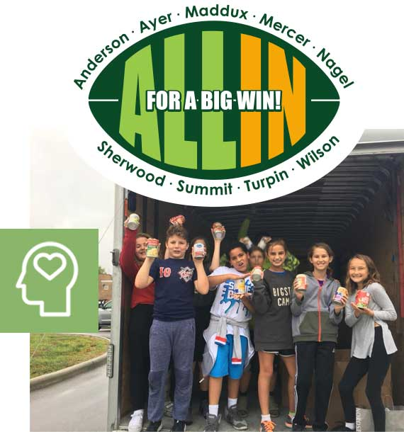 Love All In Community Food Drive